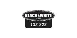 Black And White Cabs Logo