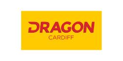 Dragon Logo Taxi Cardiff