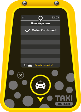 Taxi Booking device