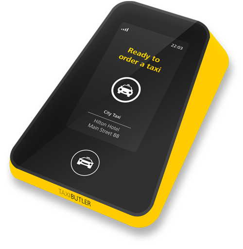Taxi Butler PRO device